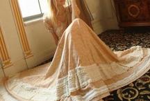 Medieval Chemise Dresses