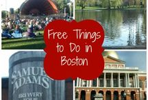 Boston / There's more to Boston than great accents! Helping you to navigate Beantown's best while sleeping well.