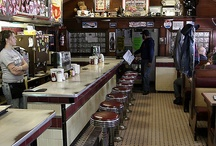 50's style diners