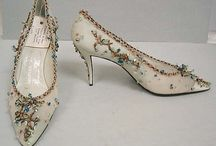 Shoes through History / The changing face of footwear, both beautiful and practical.