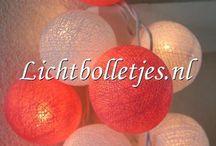 Kleuren / diverse kleuren lichtbolletjes