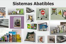 Suministros para Rotulistas / Fabrica de sistemas para rotulación y señalización