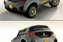 carros futuriatas