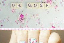 Look Book - Manicures / Nails I want to wear / by DancesWith Hooves
