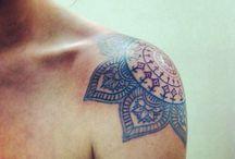 mantra tattoo