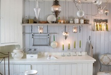 Kitchen Ideas & Inspiration / by Ramshackle Glam