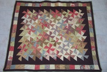Quilts / These are some of the different quilts I have made.  Some are commercial patterns and some are my own designs.  You can read about them on my blog.