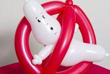 Varie / Balloon art