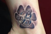 Tattoo Hund Dog
