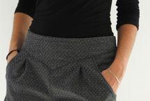 Pantalones patrones