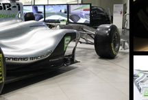 Formula One Simulation & Stonerig Raceway / The ultimate Formula One simulation experience in Lees Oldham. You can also hire the car for events. 0161 478 2184