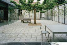 Office Terrace / Staff space