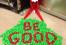"Our elf ""Ellie"""