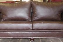 Couches / Decotex manufacture a wide range of couches available in fabric or leather .