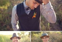 Wedding Attire / What to wear for my wedding for the Groomsmen and me..