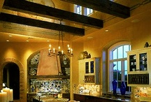 tuscan decorating for restaurant / decorating twisted vine