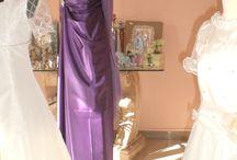 Foto / Con un abito cucito per voi seguendo i vostri gusti e la vostra sensibilità.