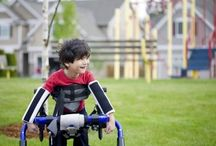 Outdoors : disability