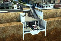 3D Infrastructure / 3d / by Siem-yi - Infografía - 3D
