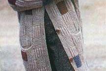 man crochet jacket