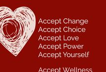 Notes from Accept Wellness / Inspiration, beauty, health, tips and recipes