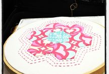 Paper Piecing / Tutorials and patterns / by Ffion Norman