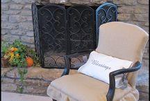Chair Ideas / by Alison Kelli