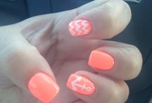 Nails for summer♚