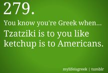 You Know You're Greek