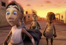 Bijbelse verhalen - filmpjes EN