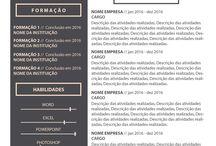 Currículo - Portifólio