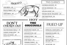 Tapas menu ideas