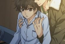 super lovers❤ / (HaruRen - that thing I can ship canonable)