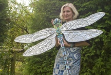 wood patterns for dragonfly