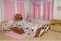 dormitorios de niños(as)