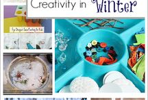 Winter activities / by Kelly Papa Beimel