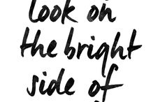 Always look on the bright side of life!
