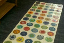 canvas rugs
