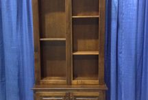 Bookcases / Custom bookcases with secret compartments made by Secret Compartment Furniture