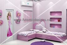 Kids Theme Rooms / Beautifully designed Theme Rooms for Children of all age groups