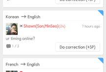 외국어 공부하기 / 재미있게 외국어 공부를 할 수 있는 방법?