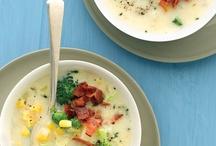 Soups-N-Salads / by Kelsey Plier