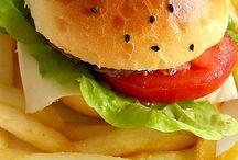 Pain hamburgers