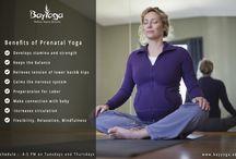 Prenatal Yoga - Bay Yoga Center Dubai