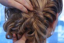 hair style ideas / by Heidi Spiess