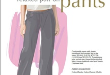 Crafty Commercial Sewing Patterns