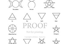 Wiccan Symbols and More