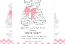 Baby Shower Invitations / Cute & Elegant Designs For Your Party's Invitations Today!  #cute #adorable #birthday #partyinvitation #1stbirthday #puppypawty #birthdayparty #birthdayinvitation #cumpleanos #invitacion #weddinginvitation #engagement #babyinvitation #invitation #quinceanerainvitations #quinceanera #babyshower #kidsbirthday #specialocassion #cuteinvitations #quinceañeras #invitationcards #etsy #etsyshop #etsystore