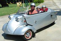 Bubble Cars