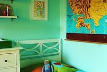 Children's Bedrooms / by Jessica Bennage